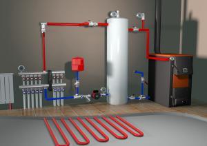 Фото Отопление: монтаж и обслуживание  Монтаж систем отопления