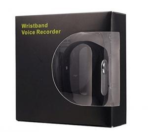 Фото Цифровые диктофоны Mp3 плееры VR-06 Умный браслет цифровой диктофон 4 ГБ встроенной памяти 70 часов аудиозаписи