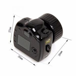 Фото Мини видеокамеры Mini Y2000 Мини Видеокамера наблюдения 2мп беспроводная с функциями Фотоаппарат  веб-камера циклическая запись