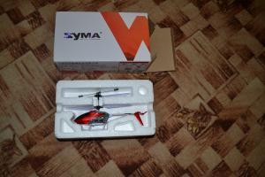 Фото  Вертолет на радиоуправлении SYMA W25