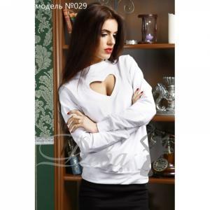 Фото Верхняя одежда Кофта с сердцем №029