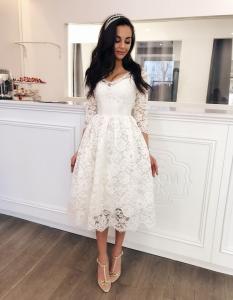 Фото Сукні Мереживне плаття Краса