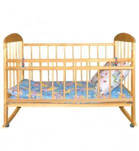 Детская кроватка Мишутка-8