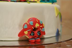 Фото Торты, Детские торты Торт Шопкинсы (Shopkins)