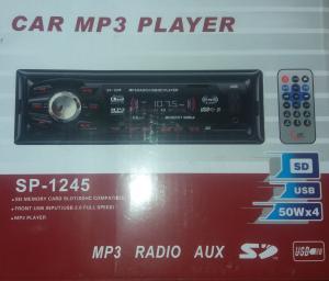 Фото Автотехника, техника для авто, автомагнитолы Автомагнитола Pioneer SP-1245 USB SD