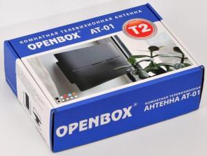 Фото Кронштейны для телевизоров и мониторов, Цифровое эфирное телевидение dvb-t2 Телевизионная антенна Openbox® AT-01