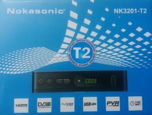 Фото Кронштейны для телевизоров и мониторов, Цифровое эфирное телевидение dvb-t2 Цифровой ТВ Тюнер DVB-T2 Nokasonic NK3201-T2