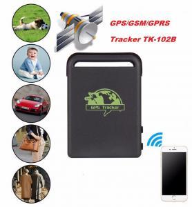 Фото GSM  GPRS  GPS Трекеры GPS/GSM/GPRS Персональный мини трекер Mini Tracker TK-102B мониторинг в реальном времени многофункциональное устройство слежения онлайн