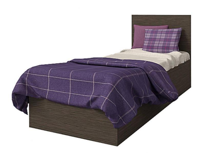 Фото Кровати Ронда кровать 0,8м (ДСВ МЕБЕЛЬ)
