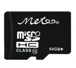 Фото  METOO @ реальная емкость карт памяти Качество 2GB 4GB  Class10 тс Micro SD карты + Reader