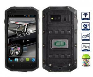 Фото  Hummer H6 IP68 водонепроницаемый мобильный телефон MT6582 четырехъядерных процессоров 5.0