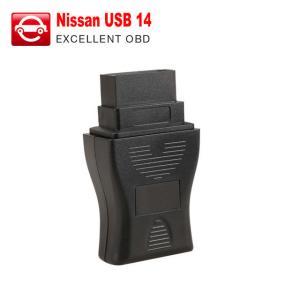 Фото  Высокое качество  диагностического интерфейса USB 14 контактный. сканер  для Нисан.