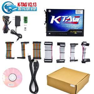 Фото  KTAG к-tag инструмент мастер KTAG к TAG V2.13 экю чип. Нет ограничения ограниченной FW V6.070
