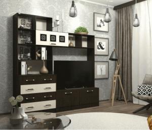Ронда стенка ЦСР2000.1 (ДСВ мебель)