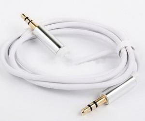 Фото Кабель, роз`єми Аудіо кабель 1 м, stereo jack 3.5 мм
