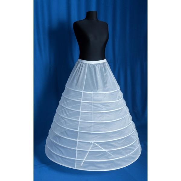 Кольца для свадебного платья