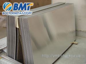 Фото Алюминиевый лист Алюминиевый лист 0,5 мм 1050 (АД0)