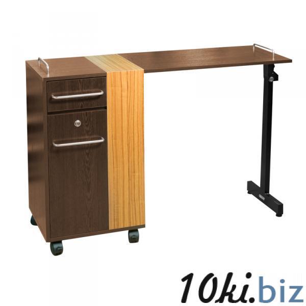 Стол для маникюра стол-тумба складной