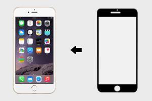Фото Защитные стекла, Apple, Iphone 6/6S Защитное стекло для Ipnone 6/6S 3D