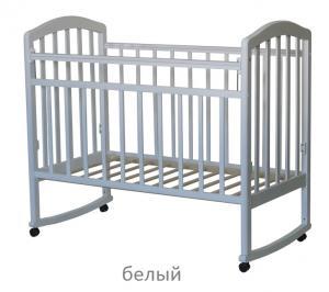 Фото Кроватки, Кроватки классические Кроватка классическая Алита Антел-2 (цвет в ассортименте)