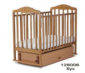Фото Кроватки, Кроватки-маятники Кроватка-маятник СКВ Березка 12600 с ящиком (цвет в ассортименте)