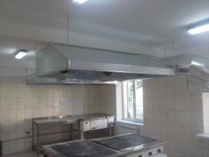 Фото Зонт вытяжной Вытяжка кухонная