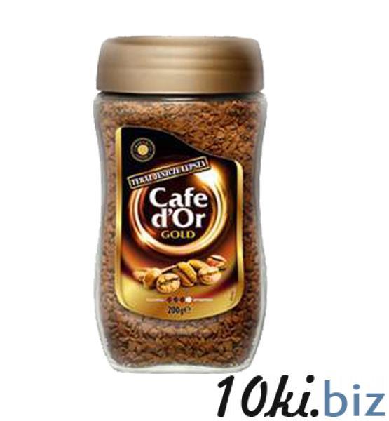 Растворимый кофе польша
