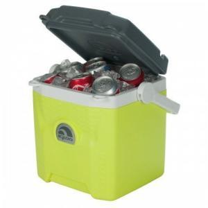 Фото  Изотермический контейнер (термобокс) Igloo Quantum 18 желтый, 11 л.