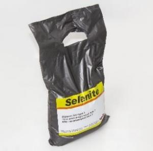 Selenite (Селенит Гипс - желтый, синий) высокопрочный 2 кг