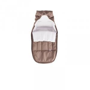 Фото Конверты и спальные мешки Накидка на ножки KIT SACCO PASSEGGINO PURO FANGO/BEIGE