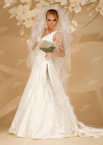 Фото Свадебная фата V006 Фата
