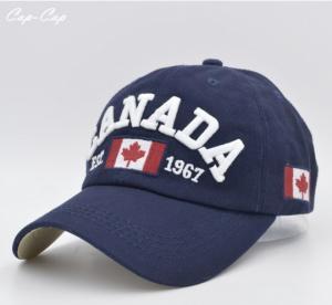 Фото Бейсболки Бейсболка Canada