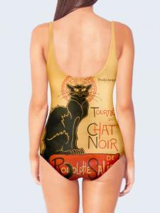 Фото Женская одежда КУПАЛЬНИК BLACK CAT