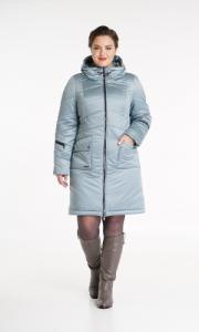 Фото  Куртка утепленная женская