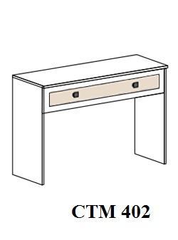Фото Мебель для спальни Модульная спальня Барселона ЛДСП (Стендмебель)