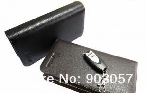 Фото Шпионская мини видеокамера Барсетка со скрытой видеокамерой 8 GB