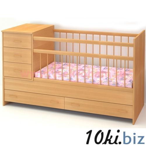 Кроватки трансформеры тольятти