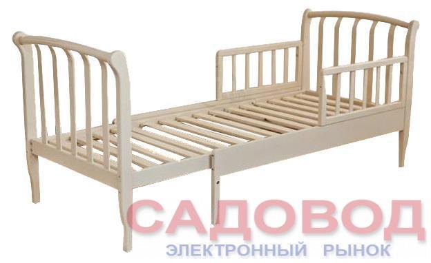 Детская кроватка Красная Звезда Савелий C-823 раздвижная