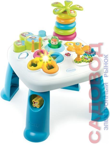 Развивающий игровой стол Smoby