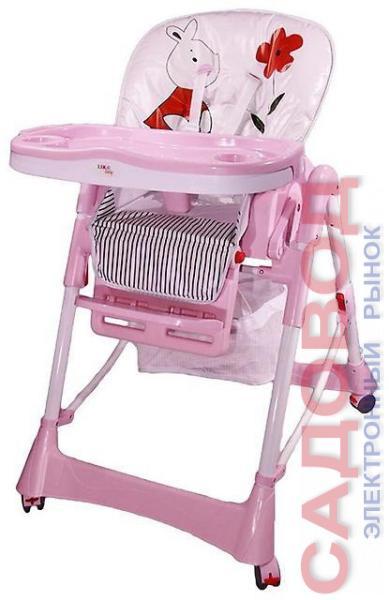 Стульчик для кормления liko baby hc
