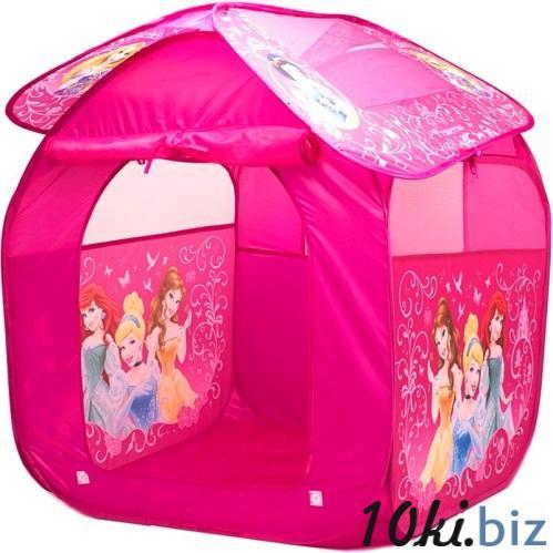 Игровая палатка Дисней Принцессы в сумке
