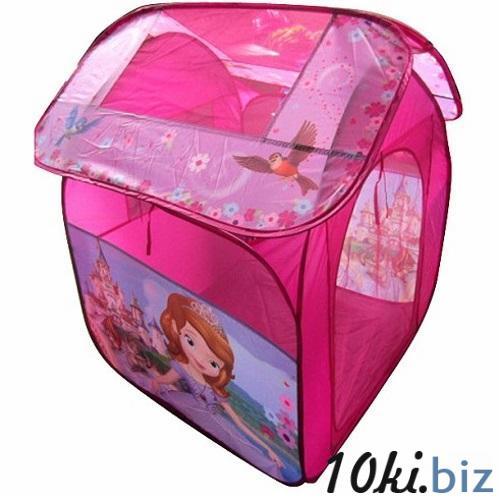Игровая палатка Дисней София в сумке