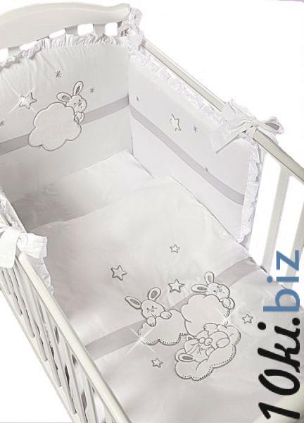 Комлект в кроватку Feretti Etoile (с кристаллами Сваровски) 5 предметов