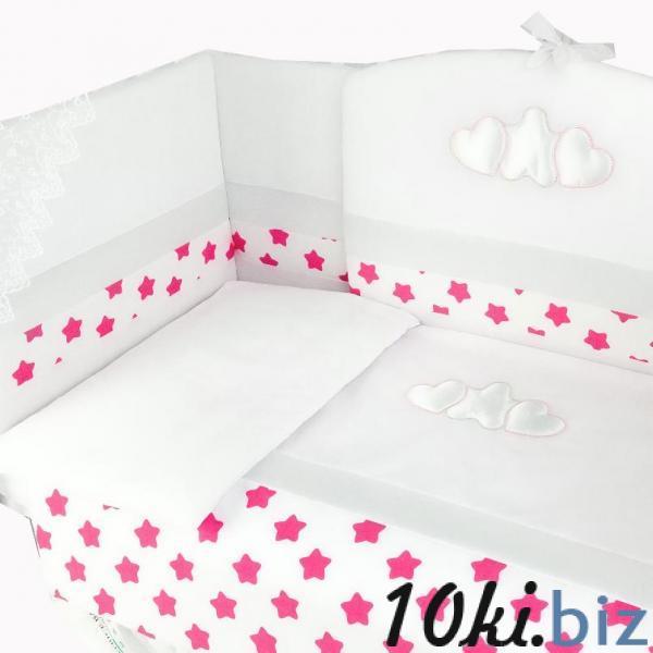 Комплект в кровать Beatrice Bambini Unico Grande Stella (120х60) 6 предметов