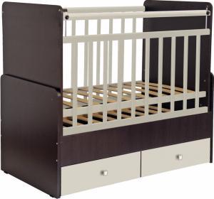 Фото Кровати деревянные Кроватка