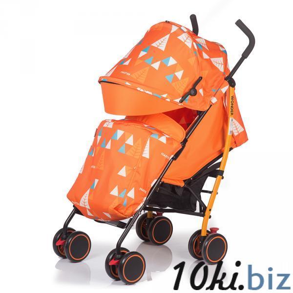 Коляска WONDER (Оранжевая) Babyhit