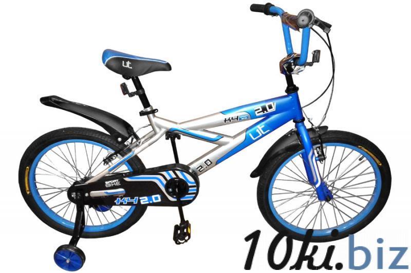 """Велосипед """"К4-20"""" (.) Sibvelz"""