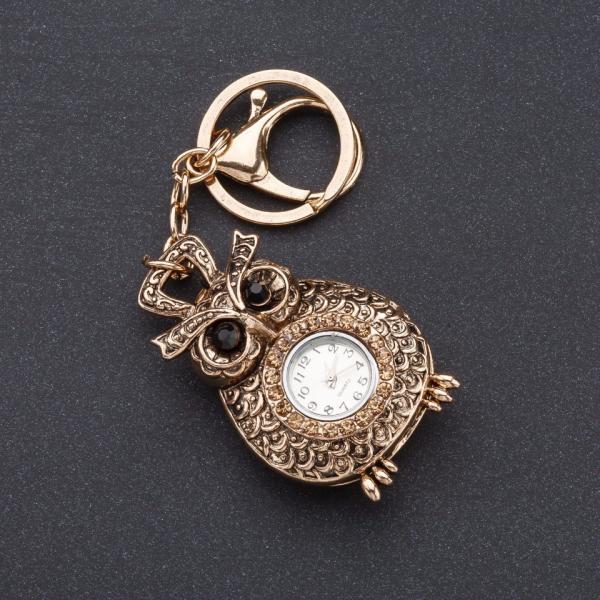 Фото Часы, Брелки-часы Брелок часы женский
