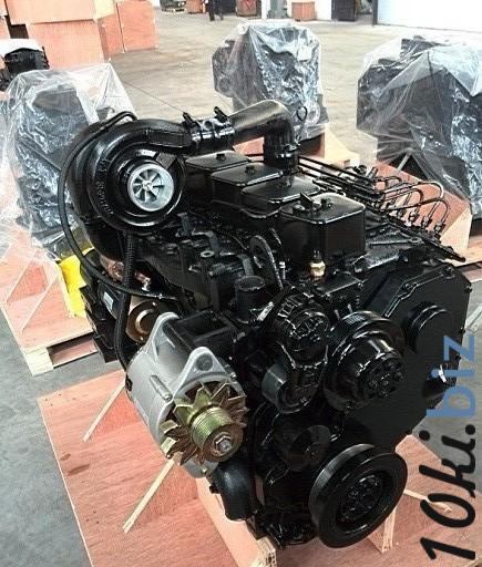 Двигатель для экскаватора Samsung MX202, MX8, MX135, SE 210 - Cummins 6BT5.9-C , 6B, 6BTA, B5.9