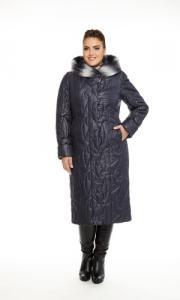 Фото  Пальто женское утепленное